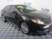 New Price! 2013 Lincoln MKS Clean CARFAX.Odometer is