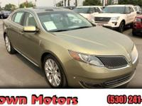Outstanding design defines the 2013 Lincoln MKS!