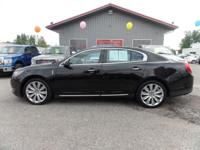 Options:  2013 Lincoln Mks Navigation! Heated And
