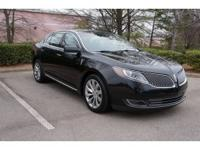 This 2013 LINCOLN MKS 4dr Sdn 3.7L FWD Sedan features a