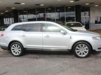 Imagine driving this gorgeous 2013 Lincoln MKT Ecoboost