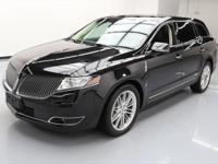 2013 Lincoln MKT with Elite Package,3.5L EcoBoost