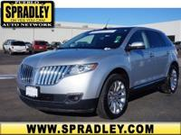 2013 Lincoln MKX 4dr Car Our Location is: Spradley Ford