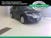 Lincoln MKX Stand out from the crowd in this