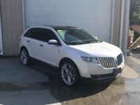 Recent Arrival! Clean CARFAX.  2013 Lincoln MKX TRUE