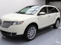 2013 Lincoln MKX with Elite Package,Premium