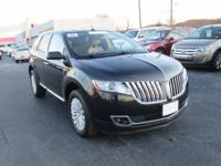 LINCOLN CERTIFED, LEATHER SEATS, Cruise Control, USB