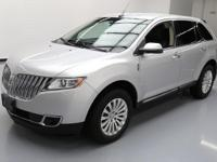 This awesome 2013 Lincoln MKX comes loaded with the