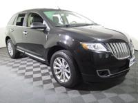 2013 Lincoln MKX Base with a 3.7L V6 Engine. Leather