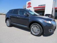 2013 Lincoln MKX CARFAX One-Owner. Clean CARFAX.