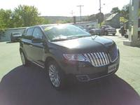 Take command of the road in the 2013 Lincoln MKX!