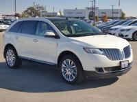 Options:  2013 Lincoln Mkx Awd|Looking For A Used Car