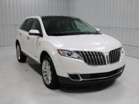 Options:  2013 Lincoln Mkx Limited|Crystal Champagne