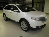 only 51K miles!!..MKX: AWD!!..NAVIGATION-LEATHER