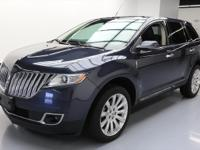 This awesome 2013 Lincoln MKX 4x4 comes loaded with the