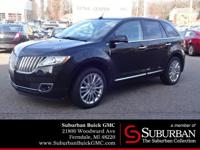2013 MKX - Clean CARFAX One Owner **Power Folding 2nd
