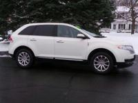 Options:  2013 Lincoln Mkx|White/|V6 3.7L