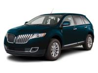 This Lincoln MKX has a strong Gas V6 3.7L/213 engine