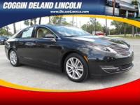 New Arrival! THIS LINCOLN MKZ IS CERTIFIED! CARFAX ONE