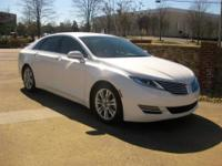 *Lincoln MKZ*-This 2013 Lincoln MKZ is a One Owner from