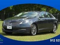 2013 Lincoln MKZ is a meticulous collaboration between