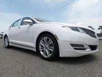 Lavishly luxurious, this 2013 Lincoln MKZ turns even