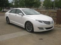 *2013 Lincoln MKZ -* This 2013 Lincoln MKZ is