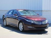 Betten Honda is excited to offer this 2013 Lincoln MKZ.