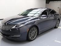 This awesome 2013 Lincoln MKZ/Zephyr comes loaded with