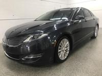 Options:  2013 Lincoln Mkz Base|Gray|Clean Carfax. *Gps