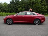 Options:  2013 Lincoln Mkz Hybrid|4Dr Sedan|2.5L|4