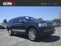 2013 Lincoln Navigator L, key features include: a