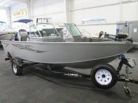 NICE 2013 LOWE 165 PRO WT FISHING MACHINE W/ONLY 9