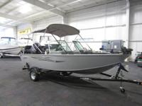 NICE 2013 LOWE 165 PRO WT FISHING MACHINE WITH ONLY 4
