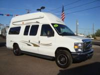 2013 Majestic Tourer II B-Class Motor Home on a Ford E