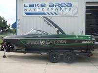 2013 MINT CONDITION 21 VLX WITH ONLY 108 HRS. BOAT HAS