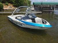 For sale is a 2013 Malibu Waksetter VLX with low engine