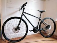 "2013 Marin MUIRWOODS 29er 17"" Urban Commuter Road Bike"