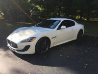 2013 Maserati Gran Turismo MC 4.7L V8 Coupe.  Car is in