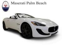 2013 Maserati GranTurismo Convertible Convertible