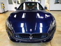 This is a Maserati GranTurismo for sale by Empire