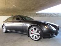 BUY WITH CONFIDENCE! CARFAX 1-Owner Quattroporte and