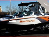 The best seller in the Mastercraft X Series