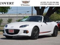 LOW PRICE! Soft Top Convertible, Keyless Entry, and