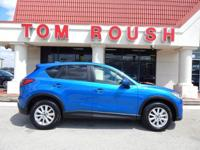 Sky Blue Mica 2013 Mazda CX-5 Touring AWD 6-Speed