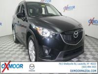 New Price! 2013 Mazda CX-5 Grand Touring 4.62 Axle