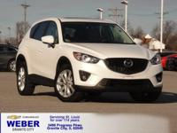 CLEAN AUTO CHECK, CX-5 Grand Touring trim. EPA 32 MPG