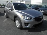 CX-5 Touring, Mazda Certified, and Alloy wheels.