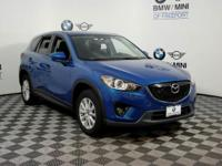 This 2013 Mazda CX-5 Touring is proudly offered by BMW