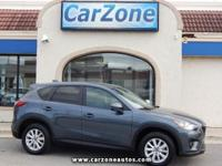 2013 MAZDA CX-5 TOURING - All Wheel Drive -